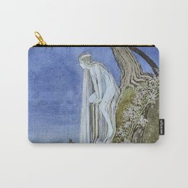 THE WATERFALL FAIRY - IDA RENTOUL OUTHWAITE  Carry-All Pouch