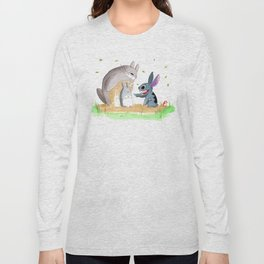 Ohana Means Family Long Sleeve T-shirt