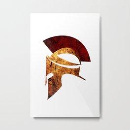 Spartan warrior Metal Print