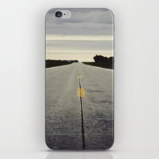 road view iPhone & iPod Skin
