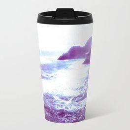 Vintage Coastal Sea Travel Mug