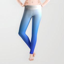 Aqua Ombre Leggings