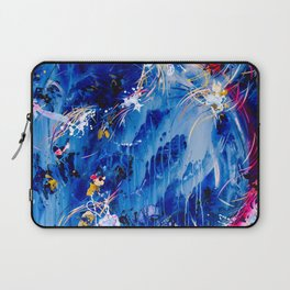 As The Universe Falls Together Laptop Sleeve