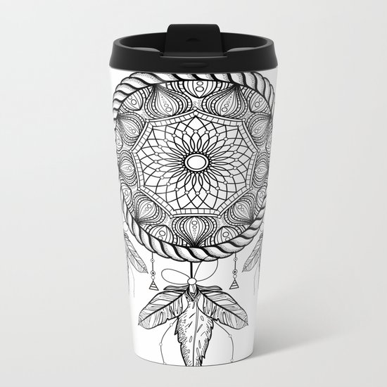 Totem Metal Travel Mug