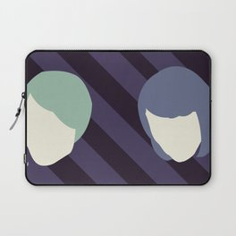 Tegan and Sarah Laptop Sleeve