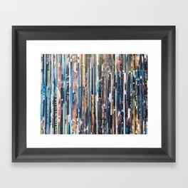 STRIPES 38 Framed Art Print