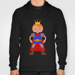 Fairy Tale Handsome Prince Hoody