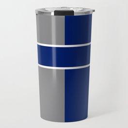 Team Color 6....black,gray Travel Mug