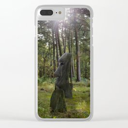 Doll Tor and more Clear iPhone Case