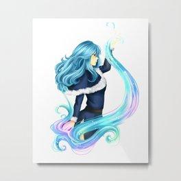 Water Nebula, sir! Metal Print