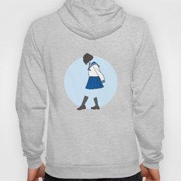 Blue Uniform Hoody
