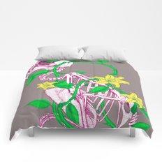 Deathvslife4 Comforters