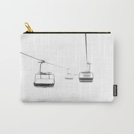 Lifts from and to nowhere Carry-All Pouch