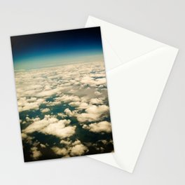 In the air Stationery Cards