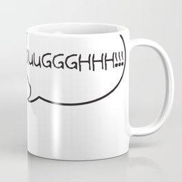 Screaming Kid Coffee Mug