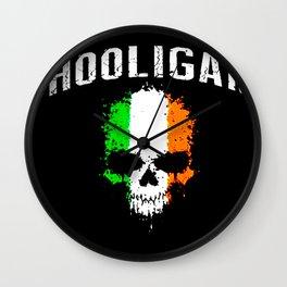 hooligan Wall Clock