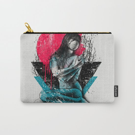 Suffocated Carry-All Pouch