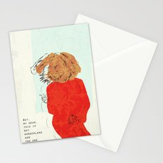 The Rabbit Stationery Cards
