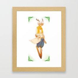 Cleer Framed Art Print