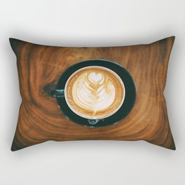 latte Rectangular Pillow