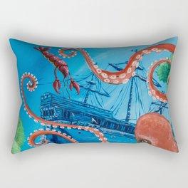 Clotiles Ocean Adventure Rectangular Pillow