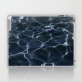DARK BLUE -  WATER Laptop & iPad Skin