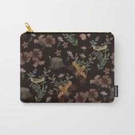 Forest Elements Carry-All Pouch