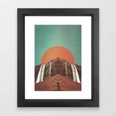 The Pantheist Framed Art Print