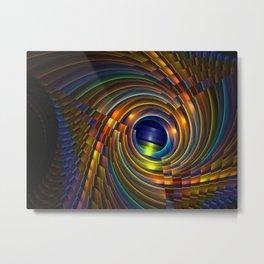 fractal dream -3- Metal Print