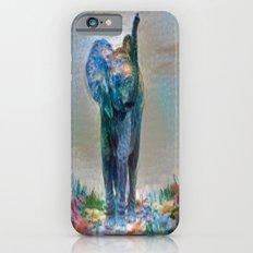Elephant in my garden 2 iPhone 6s Slim Case
