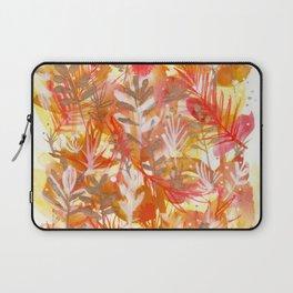 Leaves Texture 01 Laptop Sleeve