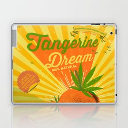 TANGERINE DREAM Laptop & iPad Skin