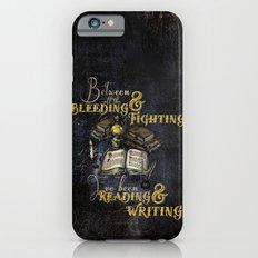 Reading & Writing Slim Case iPhone 6