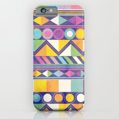 Texture and Colour 1 iPhone 6 Slim Case