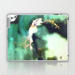 the model Laptop & iPad Skin