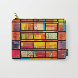 Fragmented Worlds XI Carry-All Pouch