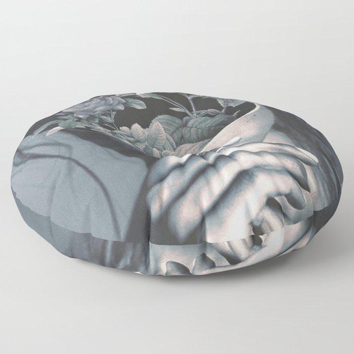 inner garden Floor Pillow