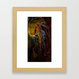 Medusa's Crown Framed Art Print