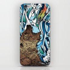 Catch iPhone & iPod Skin