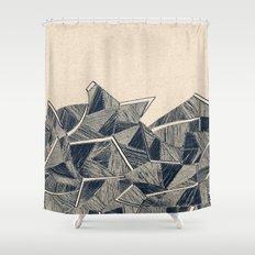 - bipertale - Shower Curtain