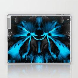 Honey Badger Flower Laptop & iPad Skin