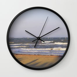 Summer Is Almost Gone Wall Clock