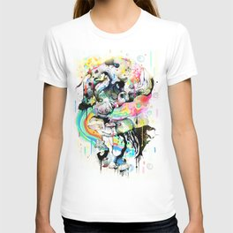 Ink Fight Colors T-shirt