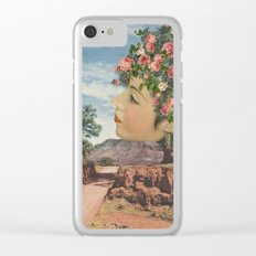 UNTITLED 9 Clear iPhone Case
