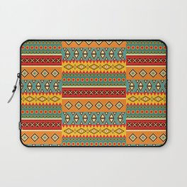 Barefooted in sarong Laptop Sleeve