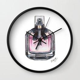 Parfume Wall Clock