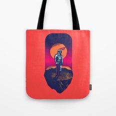 Awakening in a Strange Land Tote Bag