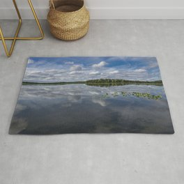 Tranquility At Its Best 2 - Alaska Rug