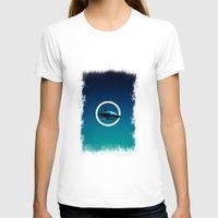 shark T-shirts featuring Shark. by POP.