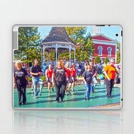 Home Town Fun Laptop & iPad Skin